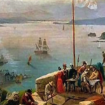 Os aliados de Napoleão levaram a azeitona para Filadélfia em 1817