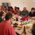 Almoço na Herdade de Maria da Guarda celebra início da campanha do azeite e da azeitona