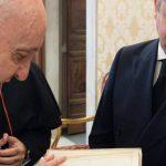 Fundação Gaudium Magnum oferece manuscrito raro à Biblioteca do Vaticano
